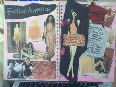 fashion sketchbook   Tumblr