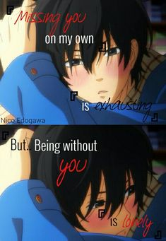 anime, quotes, and my little monster Sad Anime Quotes, Manga Quotes, My Little Monster, Little Monsters, Me Anime, Anime Love, Shizuku And Haru, Monster Quotes, Really Good Quotes