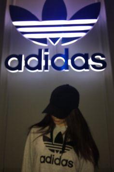 Adidas Girl Tumblr March 2017