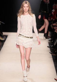 Tira al blanco y triunfarás - Consejos de Moda - Moda Primavera Verano 2013 - Elle - ELLE.ES