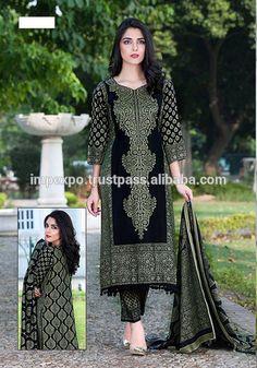 Source Latest Pakistani Wholesale Salwar kameez on m.alibaba.com