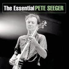 Pete Seeger, great popular folk songs singer