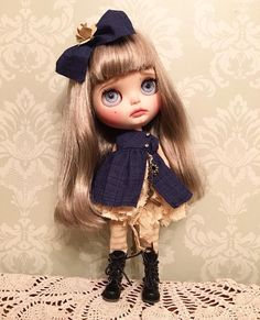 Willow...  Custom Blythe Doll by LoveLaurie