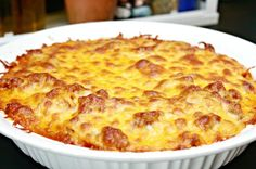 Baked Spaghetti Pie Recipe – A Family Favorite Meal