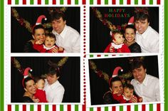 Christmas Photo Booth!