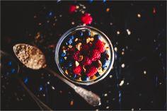 Beeren Porridge - porridge with berries von Kuisine Kathrins Küche