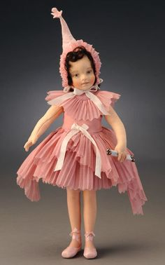 R John Wright Collectible Dolls - The Lullaby League from The Wizard of Oz