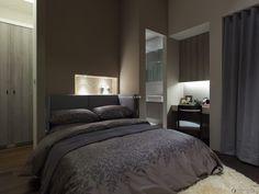 Modern home style bedroom design 2015