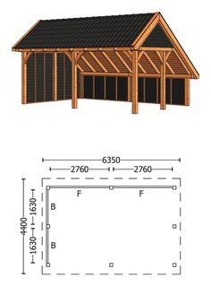 Pergola For Sale Cheap Backyard Pavilion, Backyard Sheds, Carport Designs, Garage Design, Outdoor Grill Station, Garage Guest House, Diy Storage Shed Plans, Bar Shed, Cabin Porches