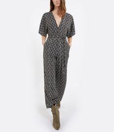 Maje Combinaison pantalon Penala tweed