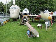 Aviation museum near Dalcross Inverness airport