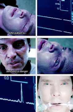 He fought for his own life, not for himself, but for John.