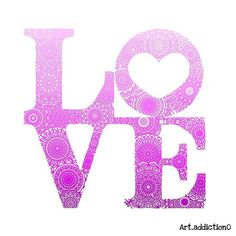 Art addiction (@art_addiction0) • Fotos y videos de Instagram Art Addiction, Zentangle, True Love, Symbols, Letters, Instagram, Videos, Pink, Amor