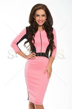 StarShinerS Fulminate Pink Dress
