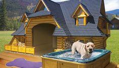Pinterest: Mira 10 impresionantes casas para perros