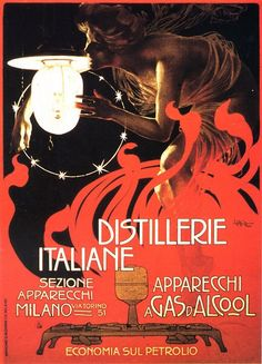 Vintage Advertising & Poster