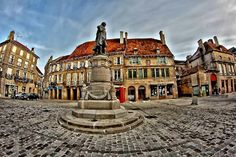 Langres, Haute-Marne, Champagne-Ardenne, France