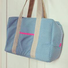 Un sac de machine à coudre...