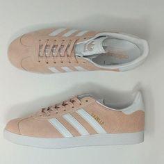 info for 37fb3 ebb8c Adidas Gazelle Sneakers Vapor Pink White Mens Shoes BB5472 New Sz 9.5  Sz  10
