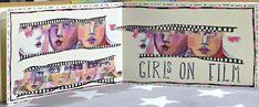 jehkotar: Girls on Film // Art Journal