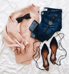 Best Street Style Outfits To Try This Fall 2019 Grunge Outfits, Mode Outfits, Girly Outfits, Casual Outfits, Pretty Outfits, Grunge Style, Preppy Style, Rock Style, Fall Winter Outfits