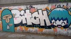 Dorrego, palermo  #graffiti #streetart