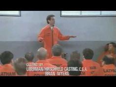 Seinfeld final scene--best dark humor