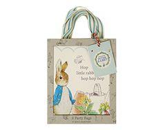 Peter Rabbit Favor Bags