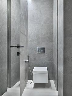 contemporary elegant apartment interior design by Fedorova 14
