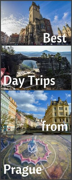 Prague is amazing but so is the rest of the Czech Republic. Here are our favorite places around the country for day trips from Prague!