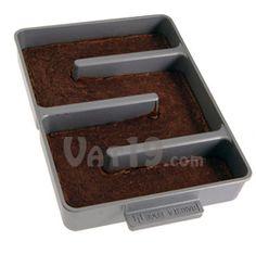 Edge brownie pan: http://www.vat19.com/dvds/bakers-edge-brownie-pan.cfm