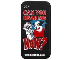 Big Dogs Can You Hear Me Now iPhone 4 4S Cover