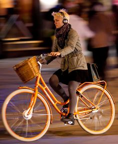 """biclasandlove:  Copenhagen Bikehaven by Mellbin 2011 - 2858 by Franz-Michael S. Mellbin on Flickr.   """