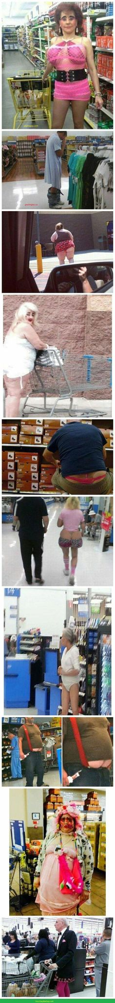 Top 10 Perfectly Timed Funny Photos Of People vs. Walmart Funny, Only At Walmart, People Of Walmart, Walmart Pictures, Funny Pictures, Funniest Pictures, Funny Photos Of People, Funny Memes, Hilarious