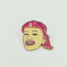 'My Favorite Gwen' Pin