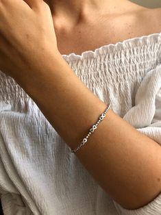 Handmade silver bracelets | Etsy
