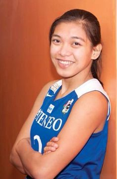 Jersey #2 Team captain The MVP The Best scorer and Best server ALYSSA VALDEZ *signing off* Alyssa Valdez, Best Server, She Was Beautiful, Wallpaper Quotes, Volleyball, My Idol, Fan, Sports, People