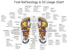 Reflexology and Doterra Essential Oils guide! http://mydoterra.com/gladysyarbrough                                                                                                                                                     More