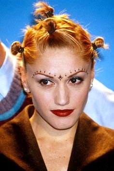 Gwen Stefani in the 90s...I thought she was so cool