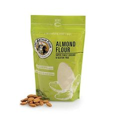 King Arthur Flour Gluten-Free Almond Flour, 16 Ounce (Pack of 4) * Review more details here