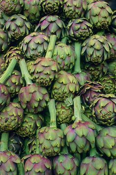 There's nothing I love more than artichokes