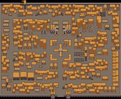 2fhh7f Top Down Game, Pixel Art Games, Pixel Design, Game Concept, Game Assets, Art Object, Community Art, Game Design, Game Art