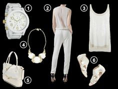 Wearing the White stuff: Celebrating Memorial Day in Summer's Signature Shade - 2012-May-28 - CultureMap Austin