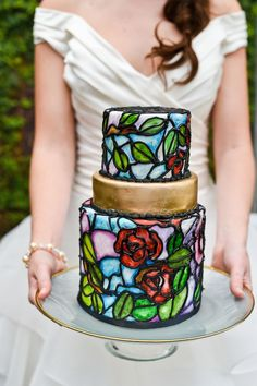 Tale As Old As Time ~ A Beauty & The Best Inspired Wedding