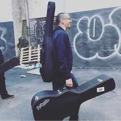 That smile #ChesterBennington #LinkinPark #MakeChesterProud #FuckDepression
