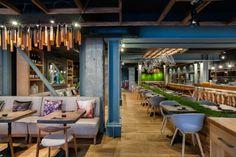 Murakami Restaurant by Seventh Studio, London – UK » Retail Design Blog