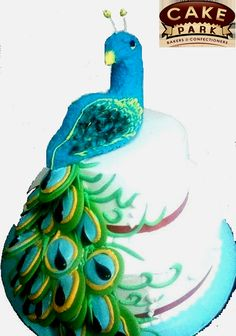 If you are looking for a lovely bird theme cake, then Peacock Cakes could be the one for you. No matter what the occasion is, Peacock theme cake would never. #cakepark #cake #chennai #delivery #onlinecake.  Place order online and get surprise midnight delivery in Chennai and Bangalore: http://www.cakepark.net/ Call: +91-44-4553 5532 #barbiecake #dollcakes #chennai #birthdaycakes #cakepark