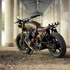 'The Walking Dead' Daryl Dixon's motorcycle