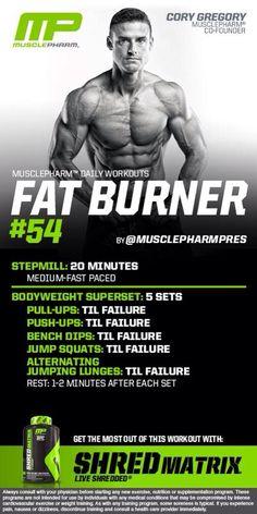Fat Burner #54