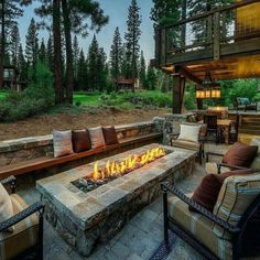 27 Easy Diy Bbq Fire Pit Ideas Anyone Can Make 2019 Outdoor patio with rectangular firepit The post 27 Easy Diy Bbq Fire Pit Ideas Anyone Can Make 2019 appeared first on Backyard Diy. Backyard Patio Designs, Backyard Landscaping, Landscaping Ideas, Backyard Seating, Patio Ideas, Pergola Patio, Firepit Ideas, Diy Patio, Pergola Kits